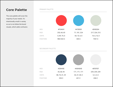 Sharepoint intranet colour picker 2