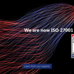 ISO27001 information security certified